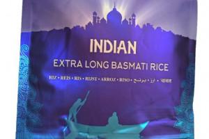 Quinaat Indian рис басмати