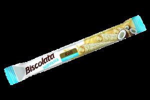 Батончик Biscolata Nirvana Roll кокосовый