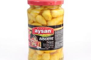 Aysan Биберие Перец острый консервированный 370 г