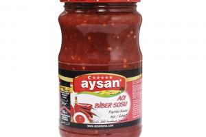 AYSAN Острый перечный соус 340 Г