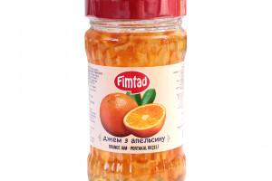 Fimtad Джем из апельсина 380 г