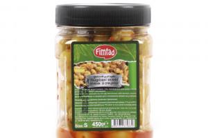Fimtad Оливки зеленые со специями 450 г