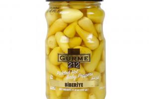 Gurme 212 Baby перец острый маринованный 330 г