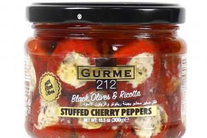 Gurme212 Перец черри с сыром рикотта 300 г