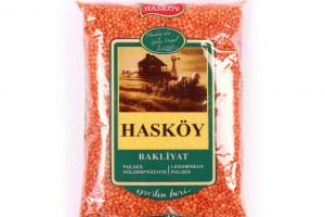 Haskoy Красная чечевица 1 кг