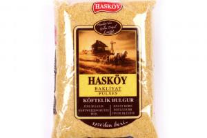 Haskoy Булгур мелкий 1 кг