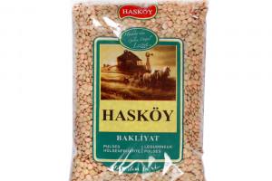 Haskoy Зеленая чечевица 1 кг