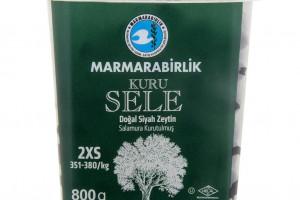 Marmarabirlik Маслины черные вяленые - 2XS 800 г